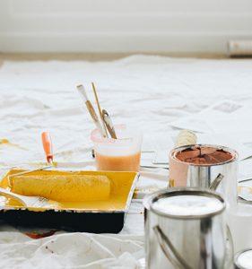 Какая краска для детской комнаты лучше? Правильный ремонт