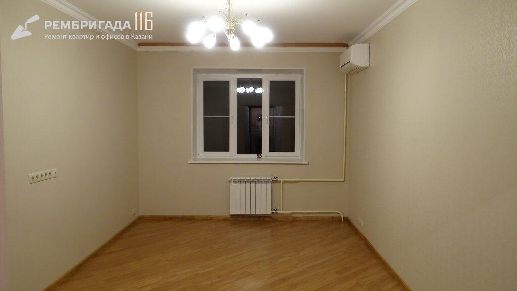 Ремонт 2х-комнатной квартиры