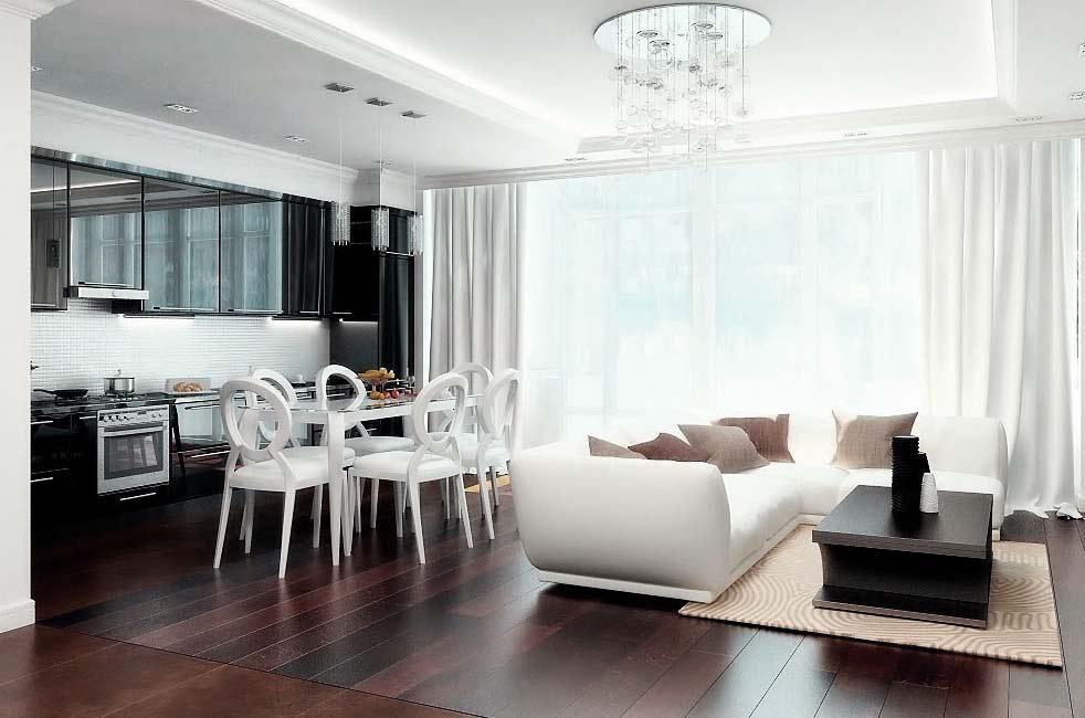 Ремонт спальни. Изящные решения дизайна штор