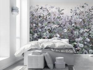 Что нужно знать об обоях для спальни: от характеристик до дизайна