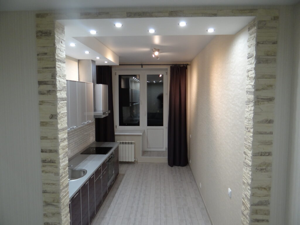Ремонт квартиры в Казани под ключ